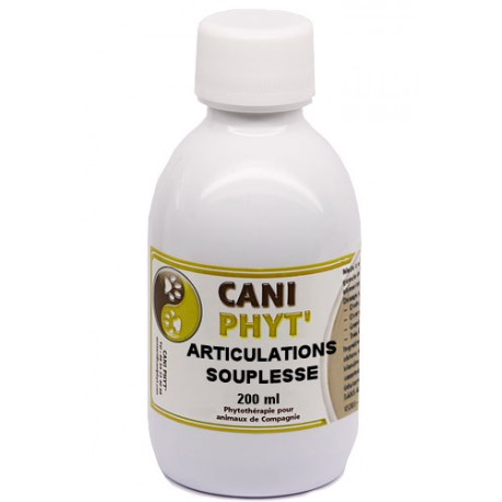 Articulation Souplesse Caniphyt 200 ml