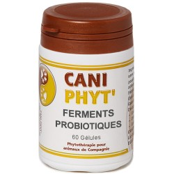 Ferments Probiotiques Caniphyt Chiens Chats