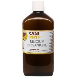 Silicium organique végétal Caniphyt Chien Chat
