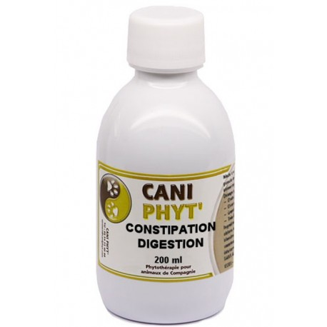 Constipation Digestion 200 ml Caniphyt